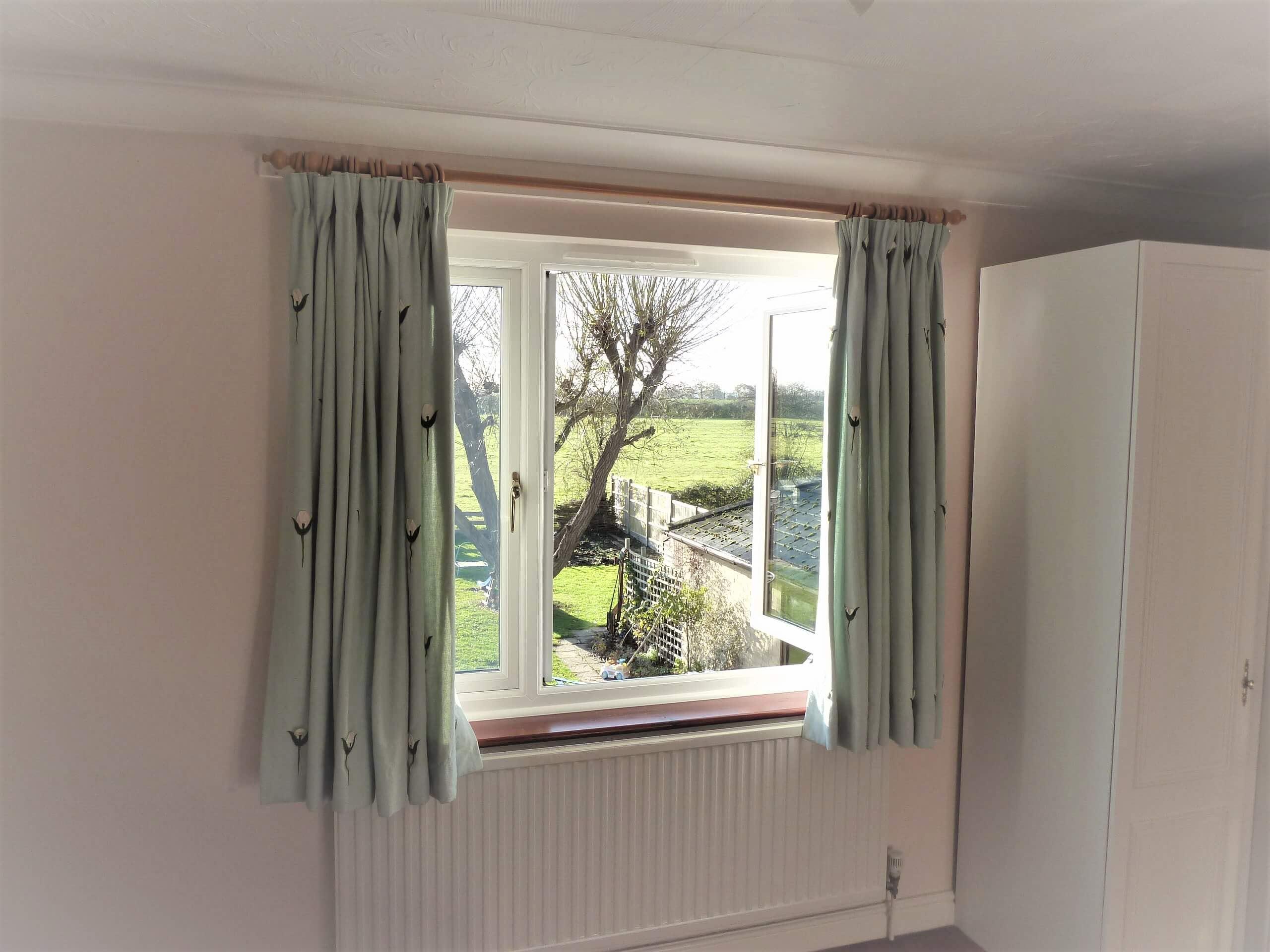 2. French Casement Windows