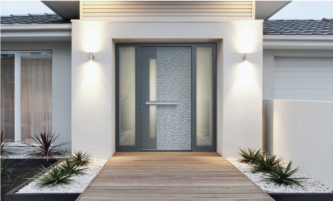 Large Front Doors to Suit Your Home