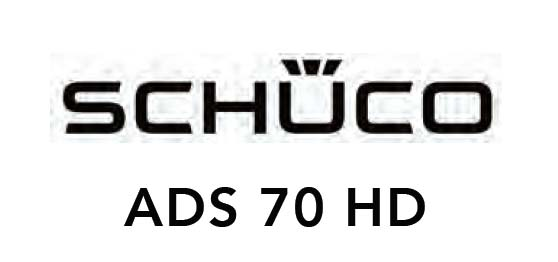 Schuco ADS 70 HD Front Doors
