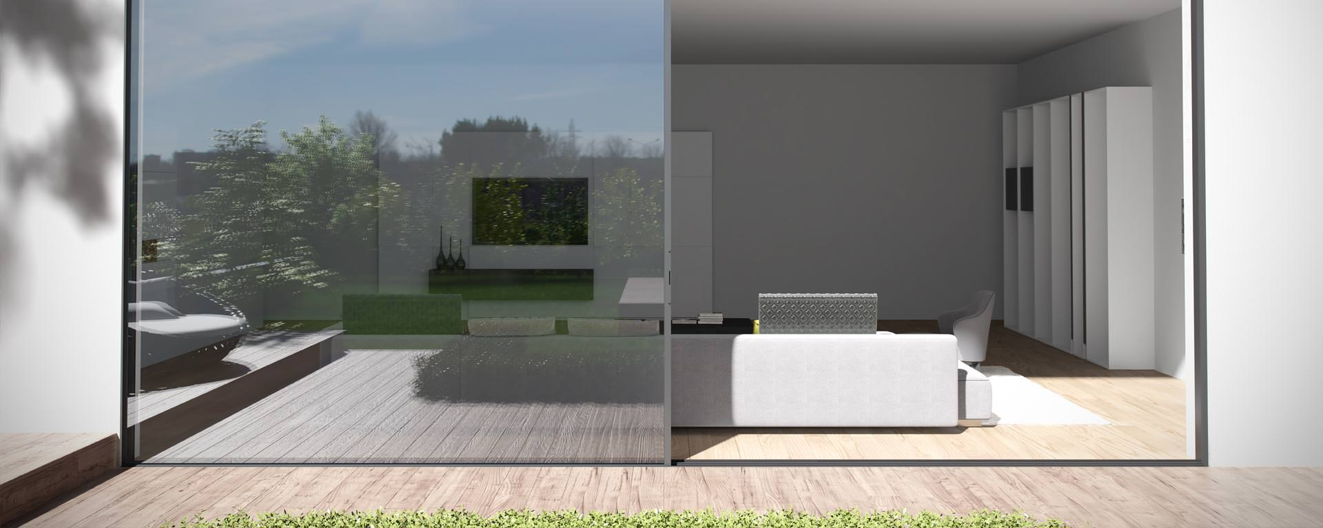 Infinium sliding patio doors, London