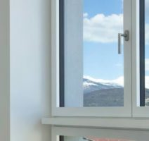 Schuco AWS 70 Casement Windows, London UK