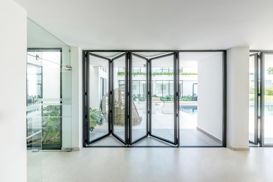 replacement aluminium bifold doors london