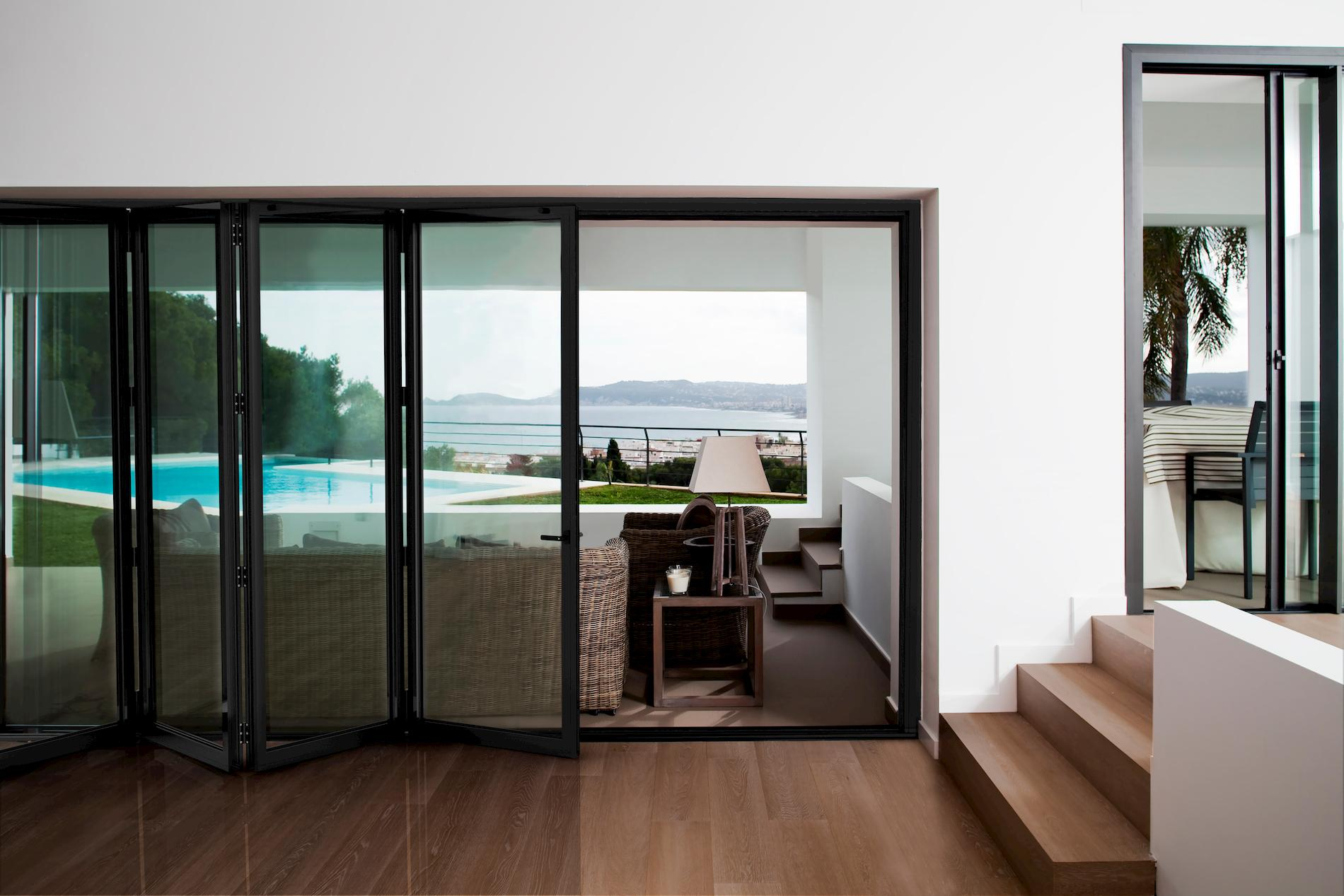 unifold plus bifold doors