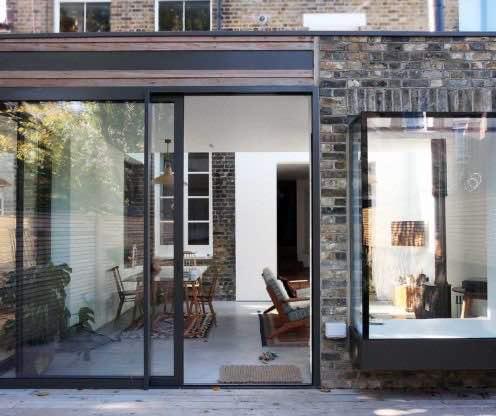 Aluminium Sliding Doors London
