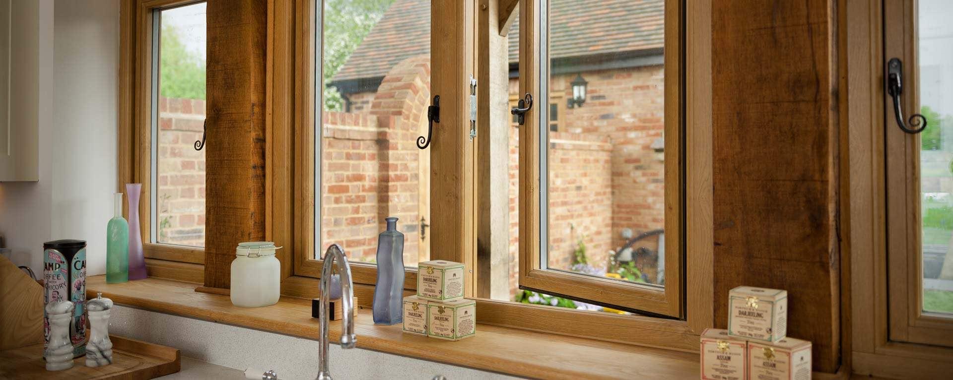 residence wood windows