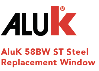 Aluk Steel Replacement Windows, London