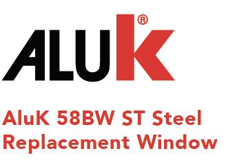 Aluk Steel Replacement Windows, London