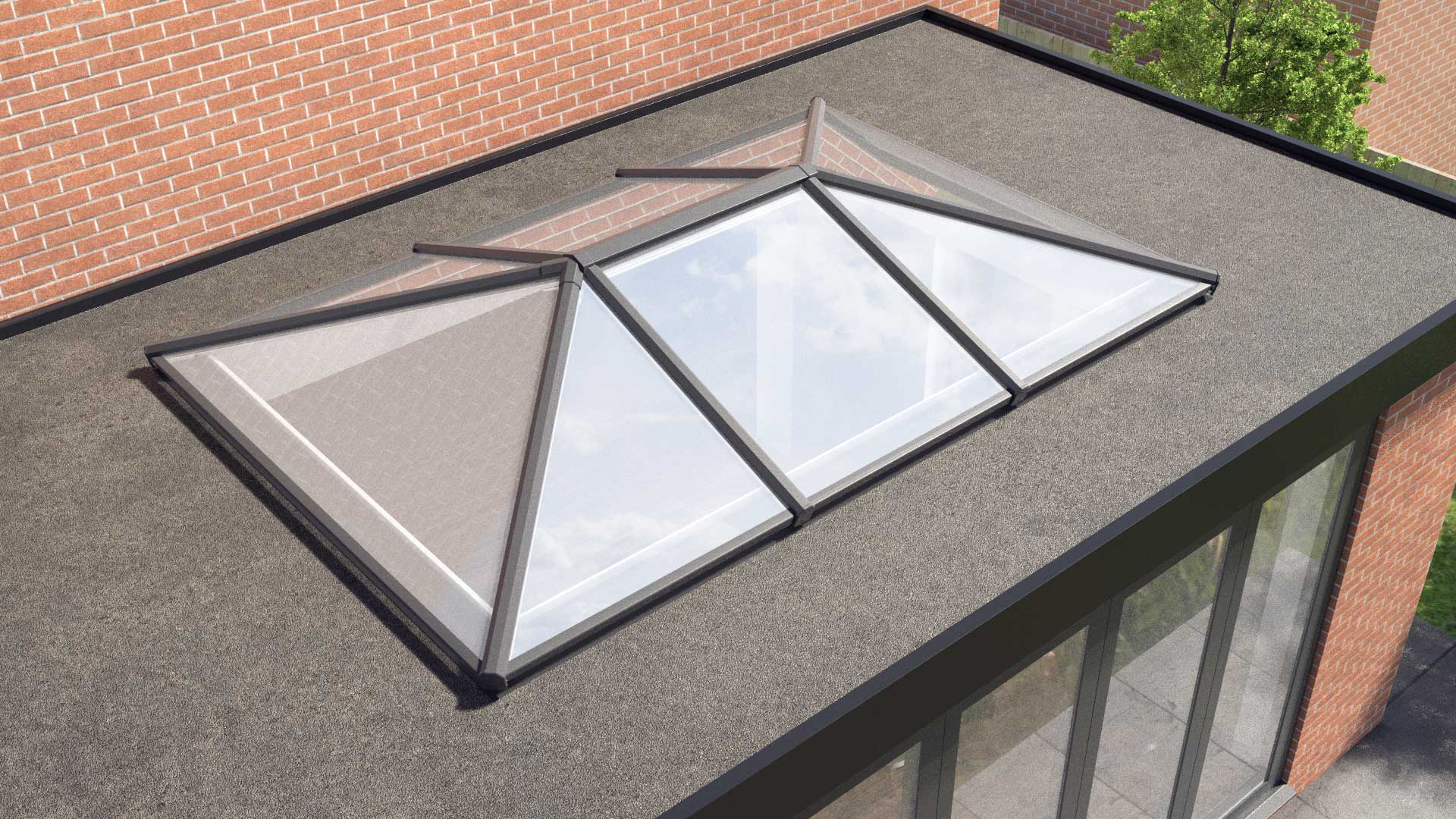 Aluminium Lantern Roof Suppliers