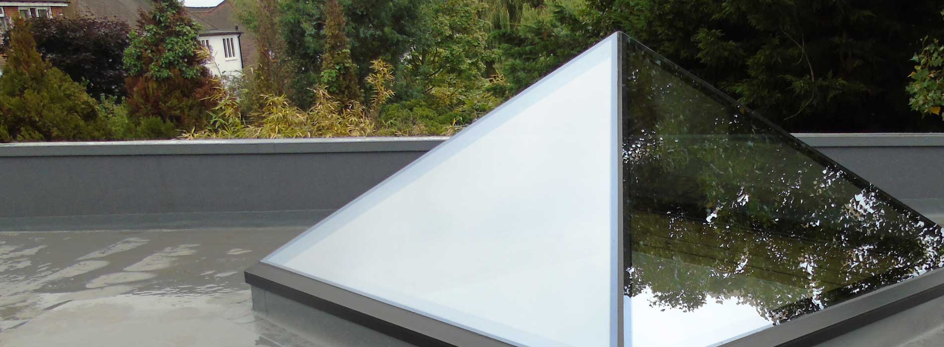 Aluminium Roof Lanterns London