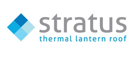 stratus thermal lantern roof logo