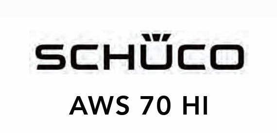 Schuco AWS 70 HI Windows, London