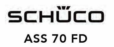 Schuco ASS 70 FD System