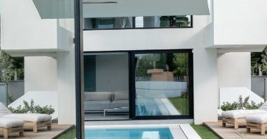 aluminium patio door supplier London