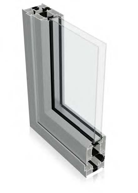Aluminium folding Doors Profile