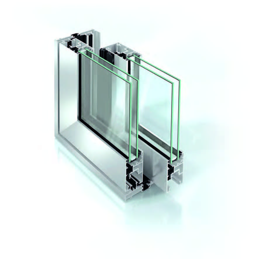 Schuco Ass 50 Aluminium Sliding Door Profile