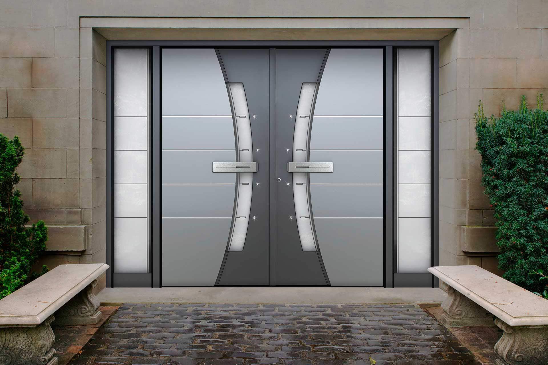 Modern Entrance Doors, Watford