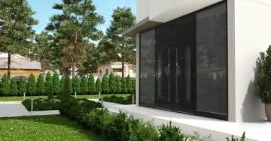 Pirnar Aluminium Front Door Designs, Watford