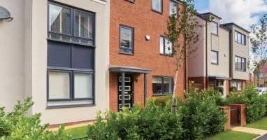 Slimline Aluminium Windows, Watford
