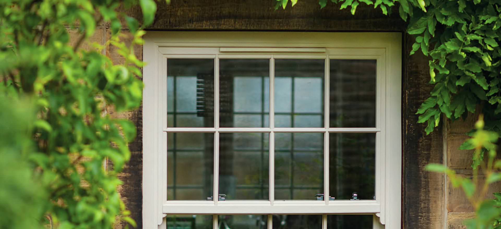 uPVC sliding sash windows, London