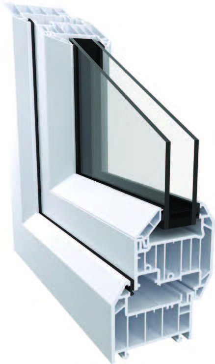uPVC Window Profiles, Watford
