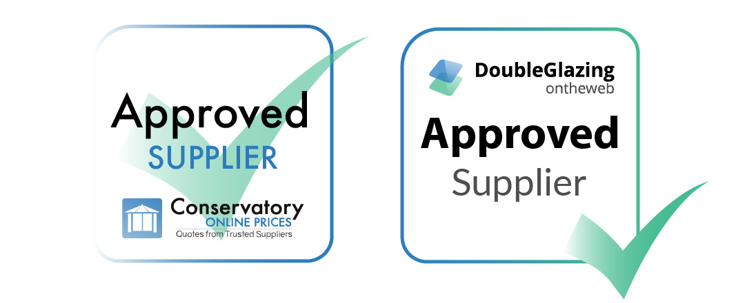 Approved Double Glazing & Roof Suppliers