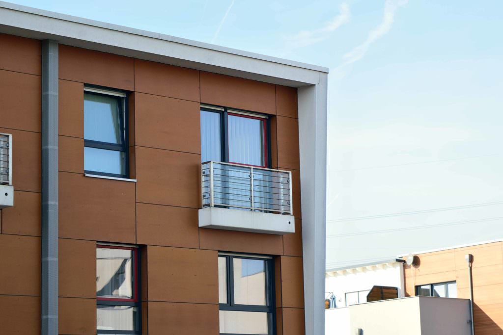 Slimline Aluminium Windows