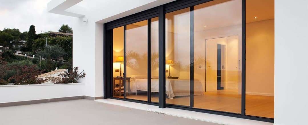 1. We Provide an Extensive Range of Aluminium Doors