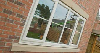 Liniar uPVC Casement Windows