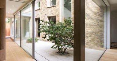 aluminium doors supplied near me