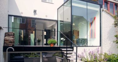 Bournemouth Sliding Aluminium Doors