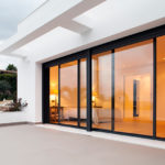Aluminium Sliding Doors London