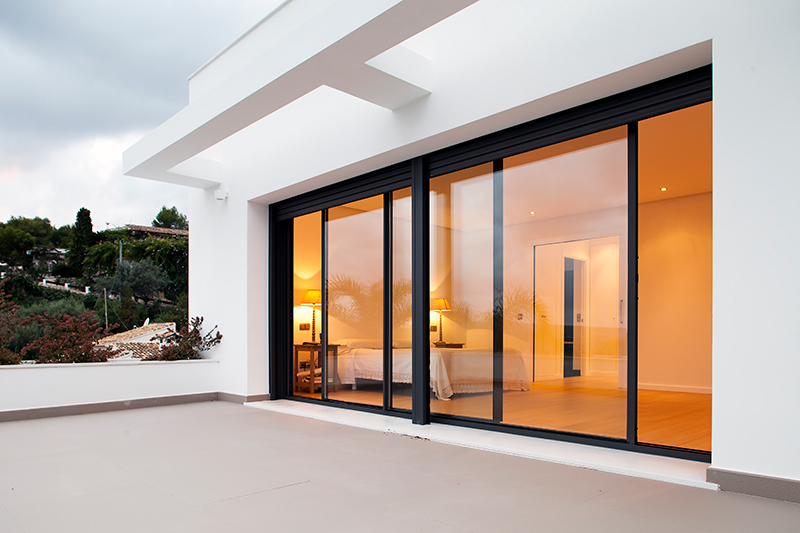 Aluminium Sliding Doors VS uPVC Sliding Doors