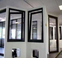 Aluminium Windows 58BW Manufacturer London