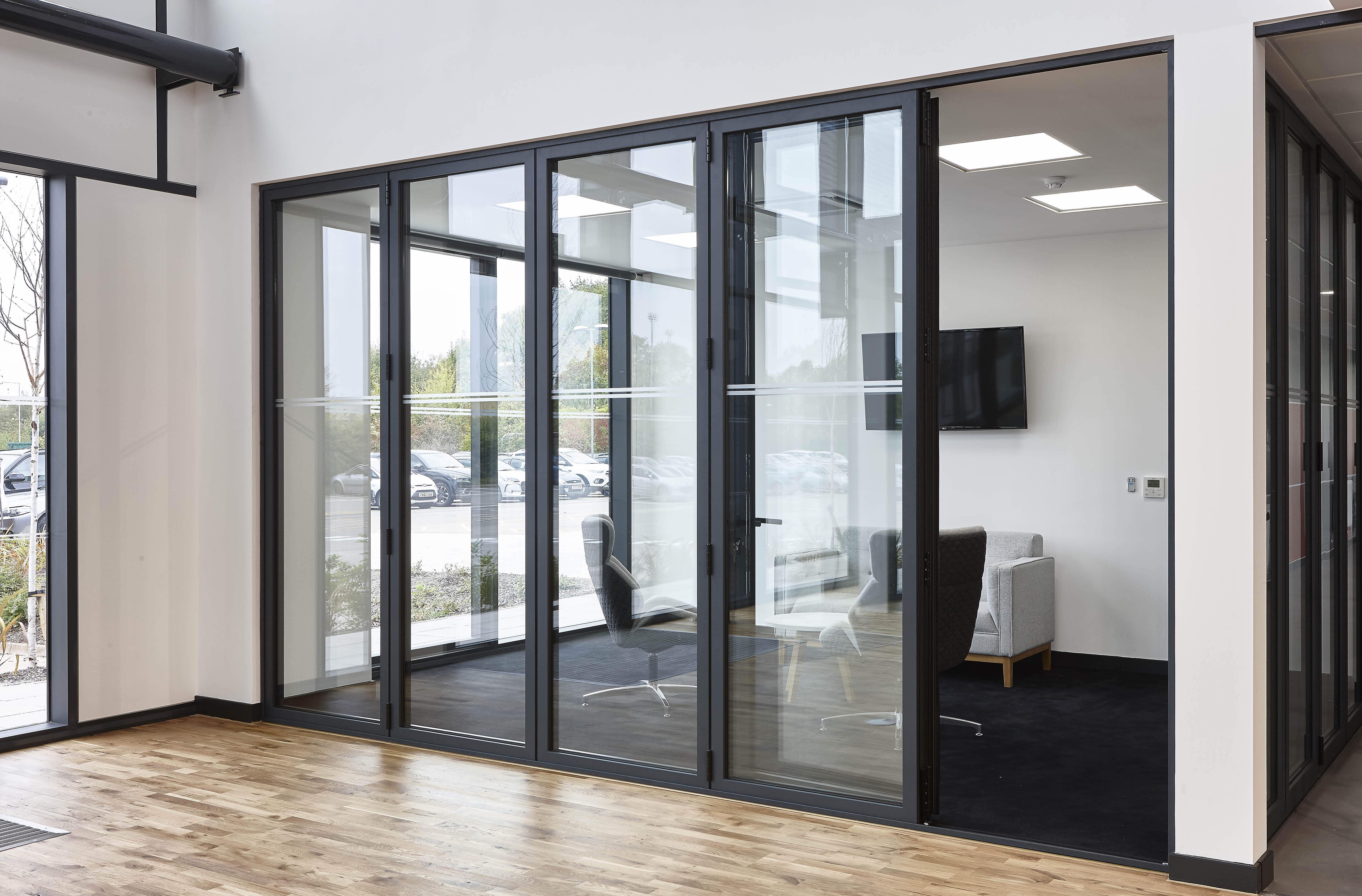 Aluminium Doors Supplier