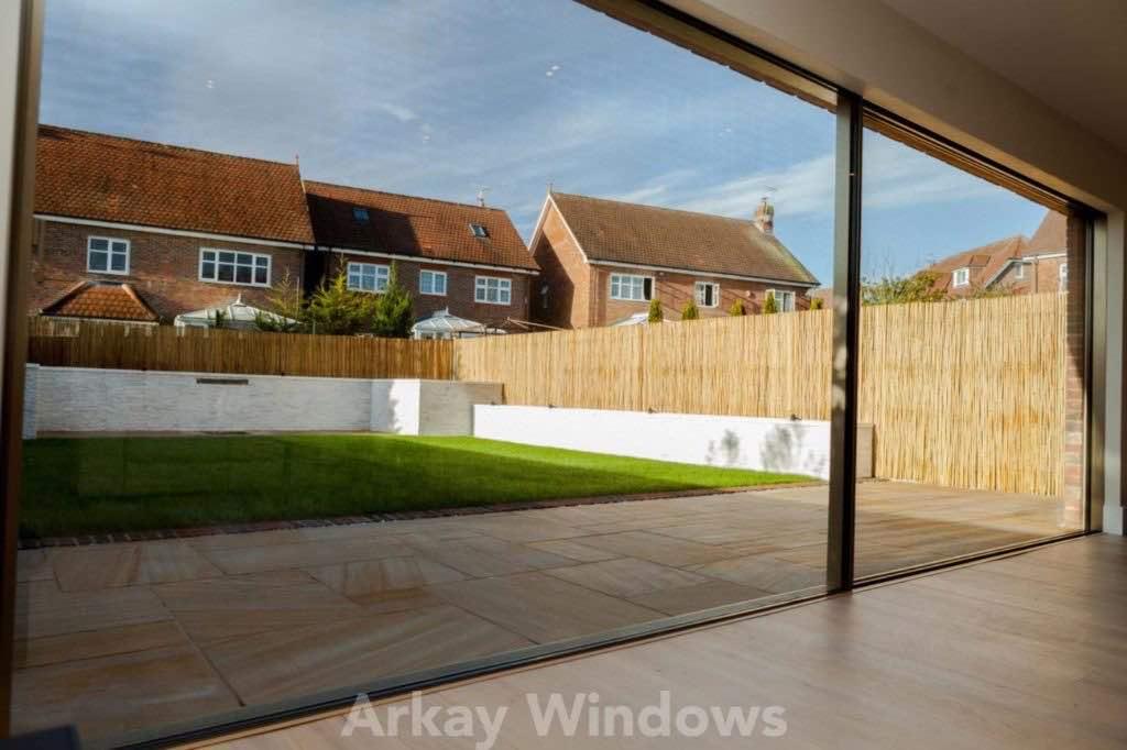 Improve Your Living Space With Aluminium Patio Doors