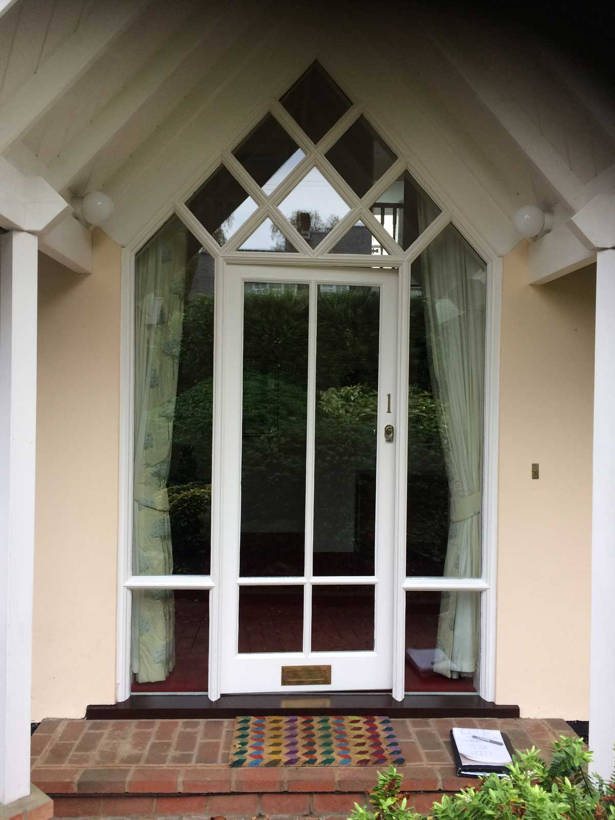 Door Fitted Hampshire by Window Consultancy