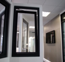 Aluminium Windows supply only bournemouth