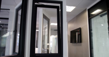 Aluminium Windows supply only bournemouth