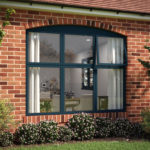 New AluK Aluminium Windows London