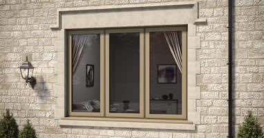 aluk flush casement windows hampshire