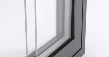 aluk 58bw flush windows in hampshire