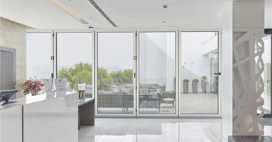 unifold+ doors installed in southampton