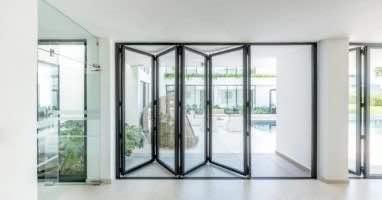 affordable unifold+ bifold doors in southampton