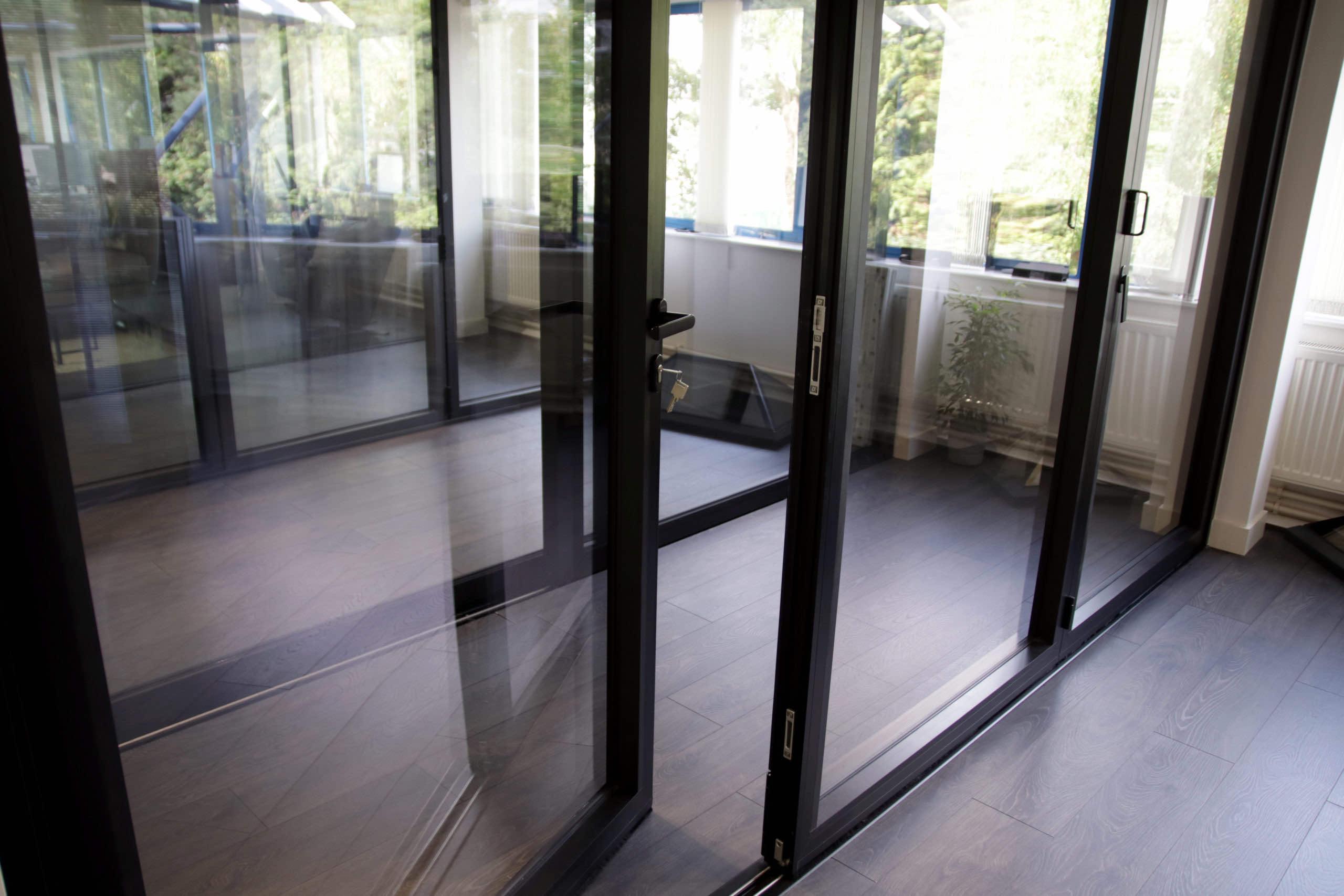 High Performing Schüco Bifold Doors