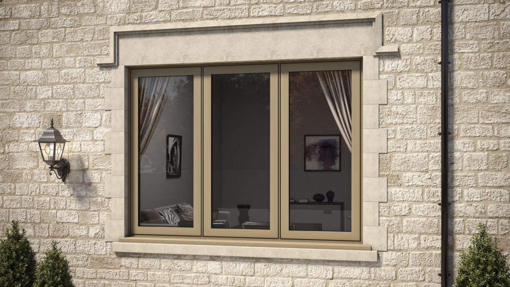 best aluminium windows uk