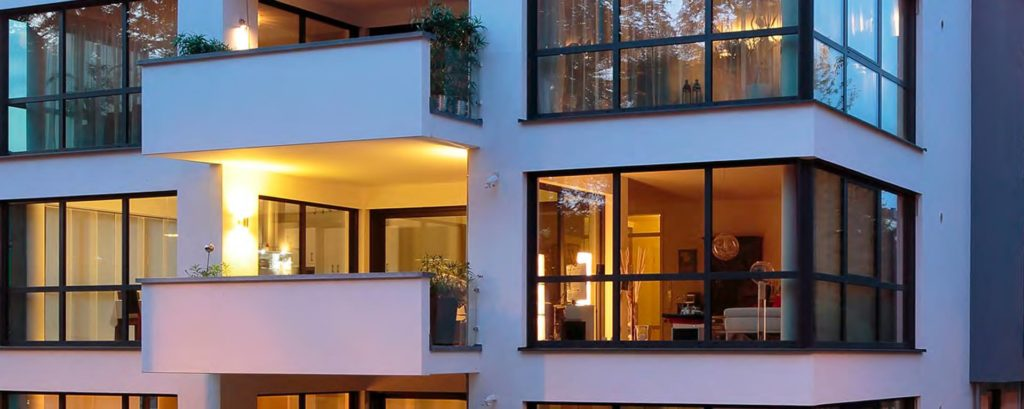 aluminium windows uk