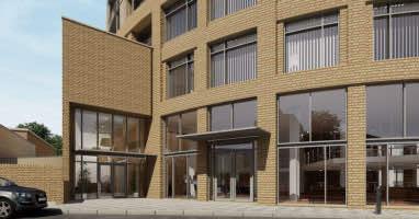 aluk commercial door costs london